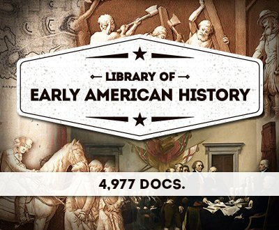 Library Of Early American History 4977 Docs Logos Bible Software