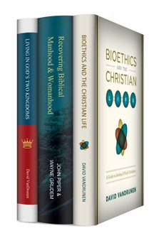 Crossway Christianity and Contemporary Society Collection (3 vols.)