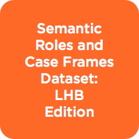 Semantic Roles and Case Frames Dataset: LHB Edition