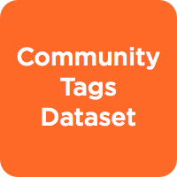 Community Tags Dataset