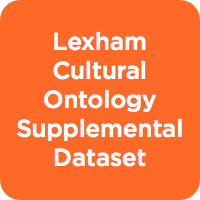 Lexham Cultural Ontology Supplemental Dataset
