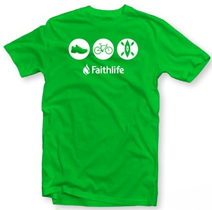 Faithlife Multi-Sport Athletic Shirt
