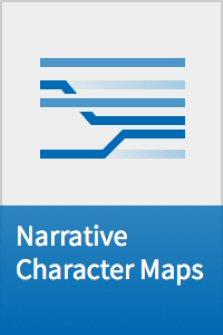 Narrative Character Maps