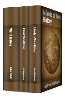 Studies In World History 3 Vols
