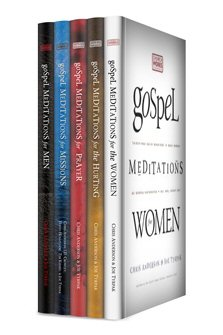 Gospel Meditations Series (5 vols.)