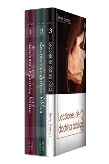 Lecciones de doctrina bíblica (3 vols.)