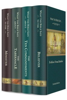 What the Bible Says About . . . (4 vols.)