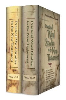 Practical Word Studies in the New Testament (2 vols.)
