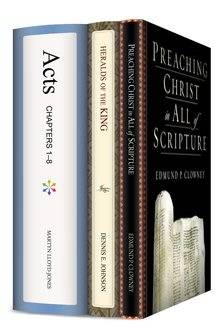 Crossway Preaching Collection (5 vols.)