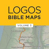 Logos Bible Maps, Volume 3