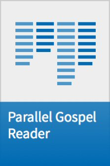 Parallel Gospel Reader Bible Study At Its Best Logos