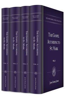 J.D. Jones' Commentary on Mark (4 vols.)