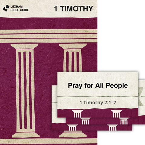 Lexham Bible Guide: 1 Timothy