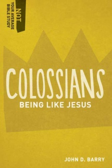 Not Your Average Bible Study: Colossians