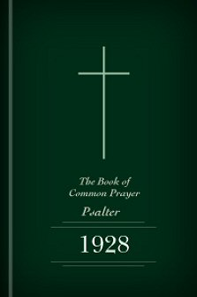 Book of Common Prayer, 1928 (Psalter)