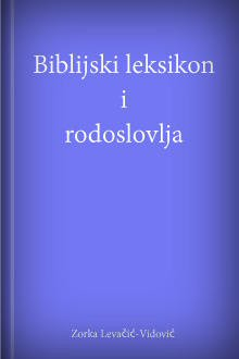 Biblijski Leksikon I Rodoslovlja