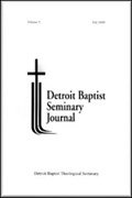 Detroit Baptist Seminary Journal (12 vols.)
