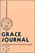 Grace Journal (14 vols.)