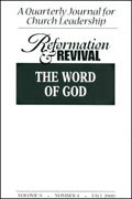 Reformation and Revival (13 vols.)