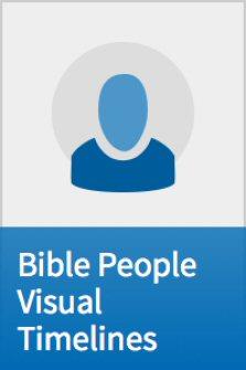 Biblical People Visual Timelines