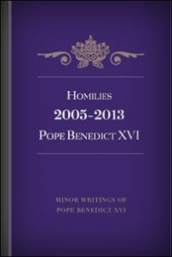 Homilies of Pope Benedict XVI (English)