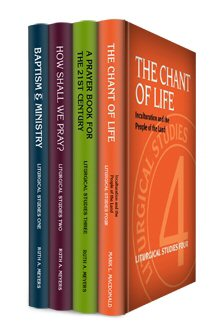 Liturgical Studies Series (4 vols.)
