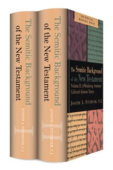 The Semitic Background of the New Testament (2 vols.)