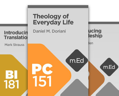 Mobile Ed: Discipleship Training Bundle (3 courses)