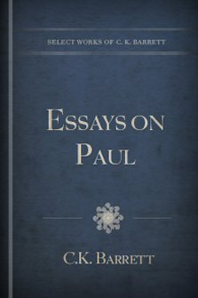 Essays on Paul