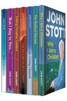 John Stott Collection (7 vols.)