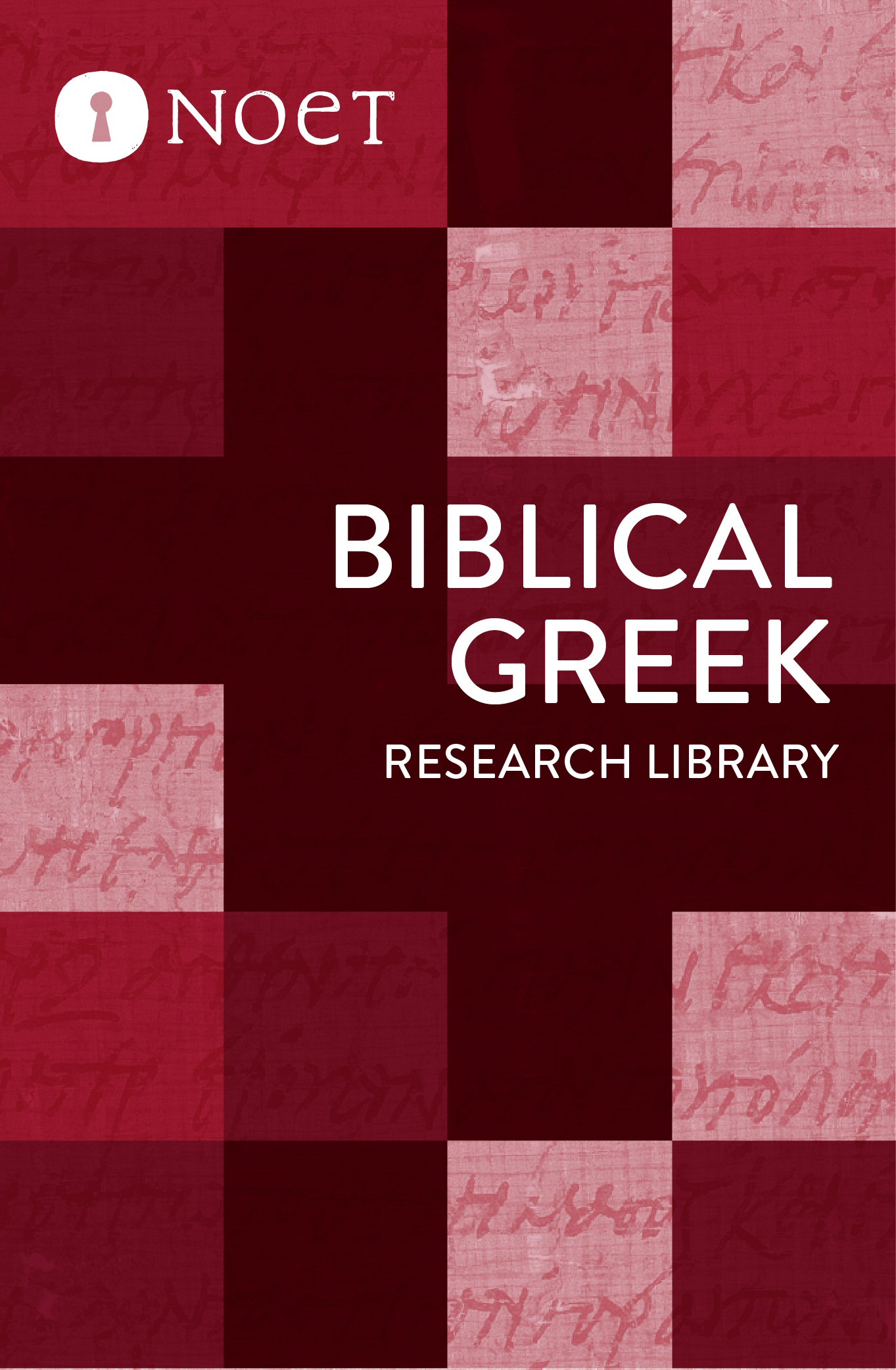 Biblical Greek Research Library (32 vols.)