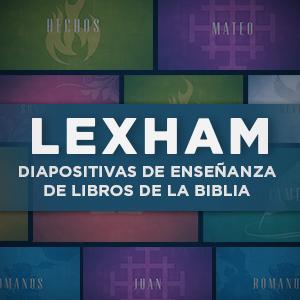 Diapositivas de enseñanza de libros de la Biblia