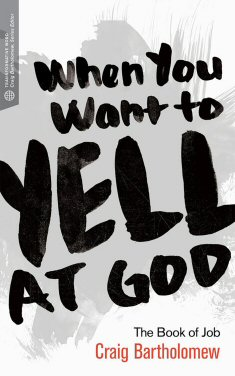 When You Want to Yell at God: The Book of Job