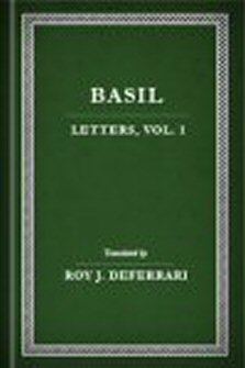 Saint Basil: The Letters, Vols. 1–4