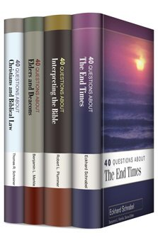40 Questions & Answers Series (4 vols.)