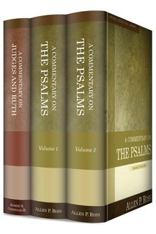 Kregel Commentaries on Judges, Ruth, and Psalms (3 vols.)