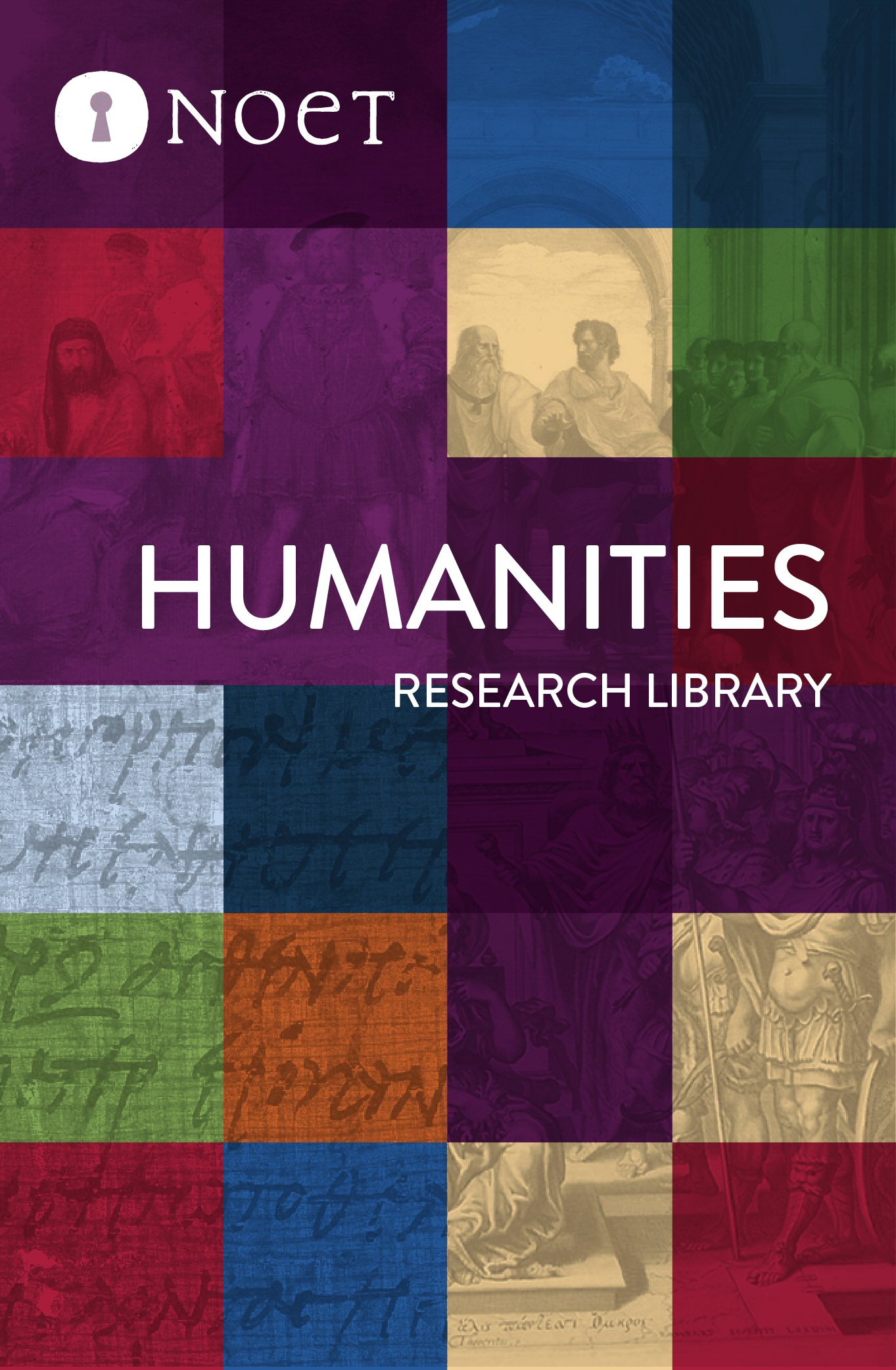 Humanities Research Library (469 vols. plus Perseus Classics Collection)
