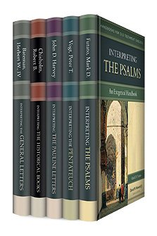 Kregel Handbooks for Old Testament and New Testament Exegesis (5 vols.)