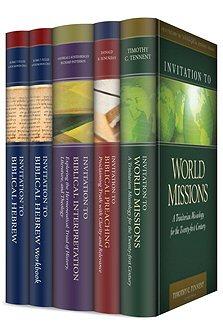 Invitation to Theological Studies Series (5 vols.)