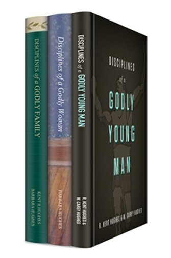 Disciplines of Godly Living Collection (3 vols.)