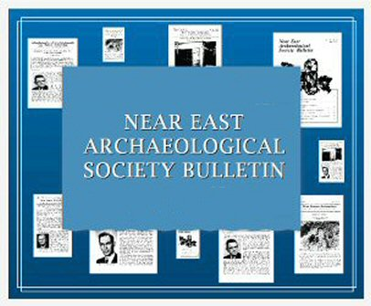 Near East Archaeological Society Bulletin (60 issues)