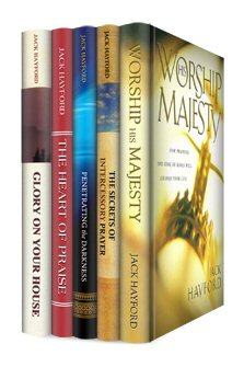 Select Works of Jack Hayford (5 vols.)