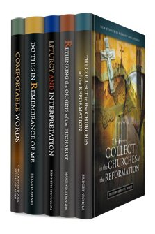 SCM Studies in Worship and Liturgy (5 vols.)