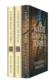 A Rabbi Reads Collection (3 vols.)