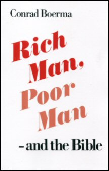 Rich Man, Poor Man—and the Bible