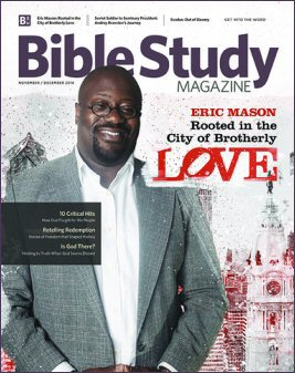 Bible Study Magazine—November–December 2014 Issue