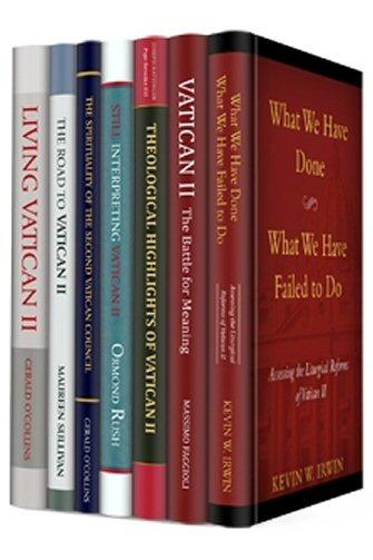 Paulist Press Vatican II Collection (7 vols.)