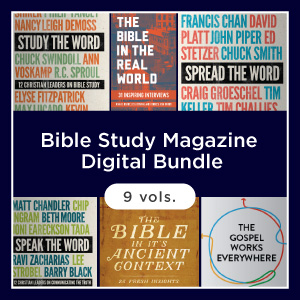 Bible Study Magazine Book Bundle (9 vols.)