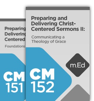 Mobile Ed: Bryan Chapell Preaching Bundle (2 courses)