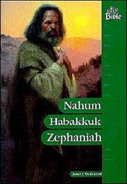 The People's Bible: Nahum, Habakkuk, Zephaniah